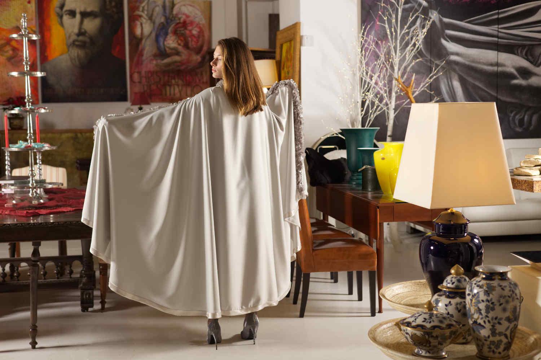 Capa Berila clásica con fantasía en relieve