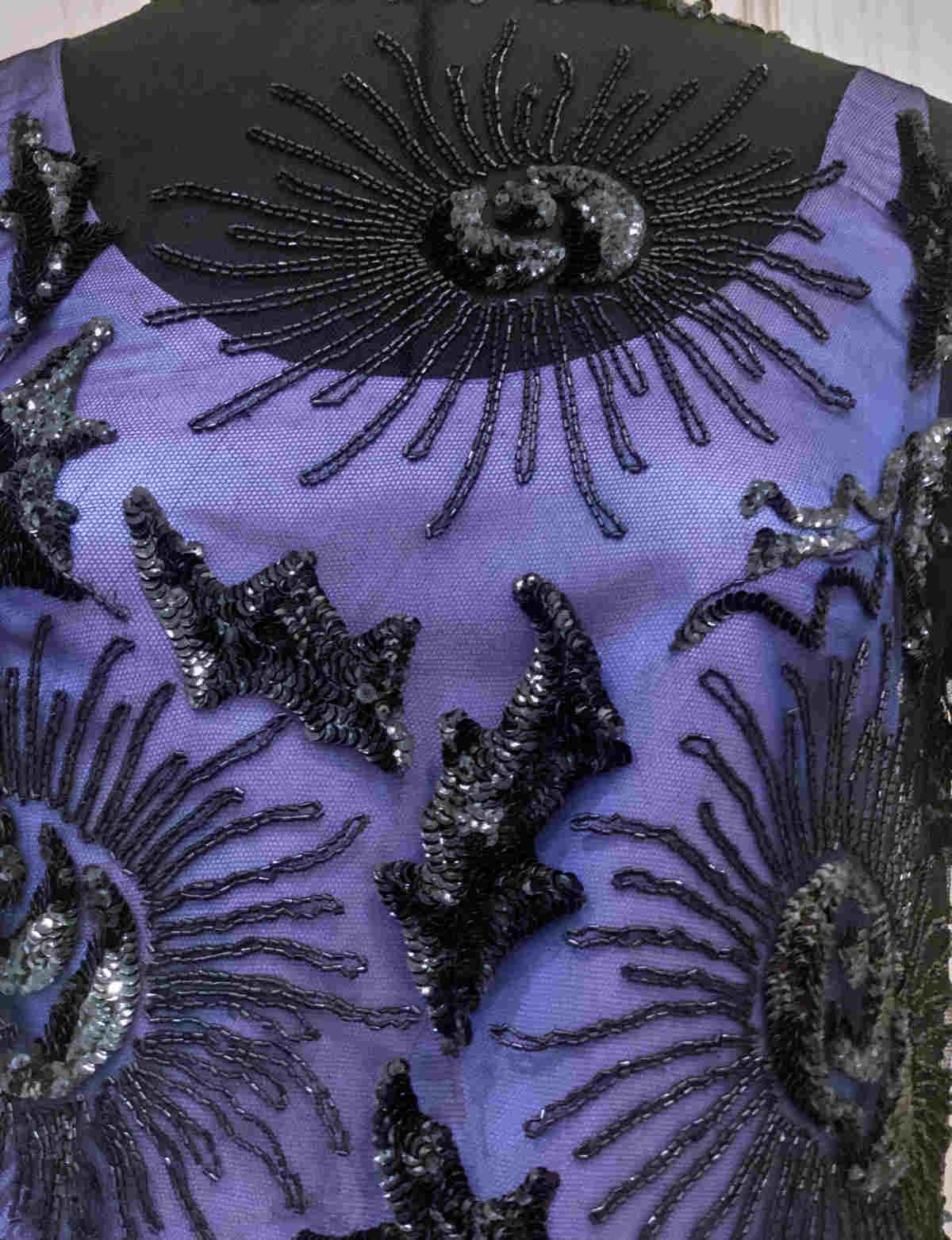 detalles vestido Brianda