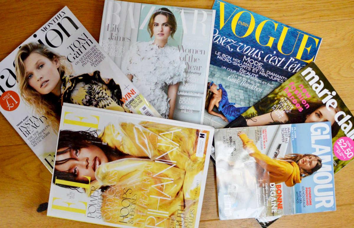 Portada Vogue moda