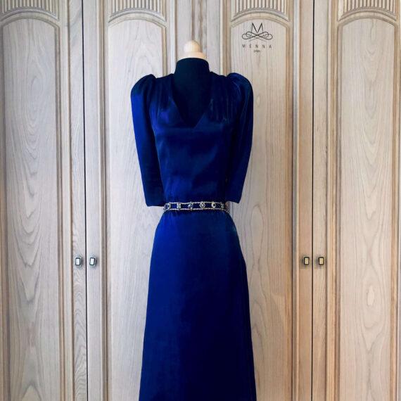 Vestido Ágata color pantone 2020