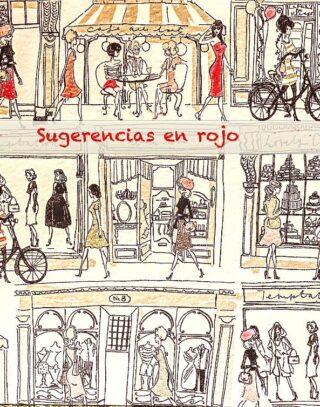 Menna Spain® Sugerencias en rojo