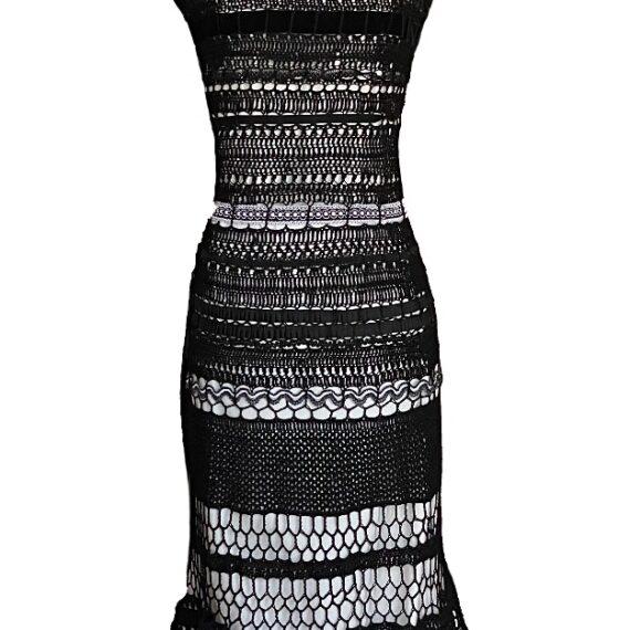 Vestido de crochet Menna Spain® Jacinda
