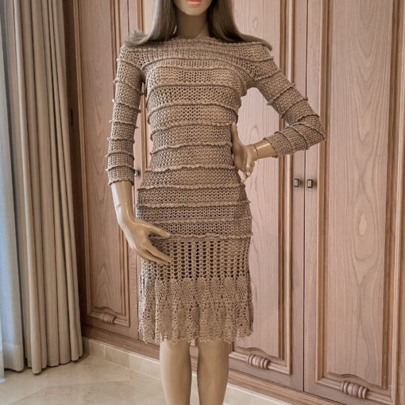 Menna Spain's dresses